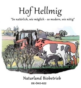 Logo Hof Hellmig Extertal